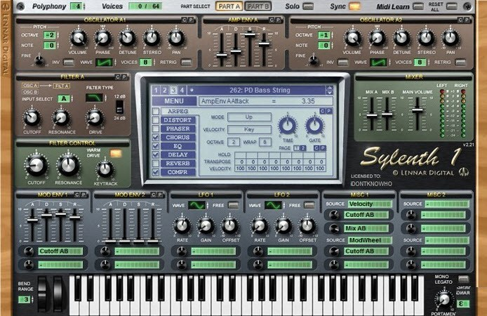 sylenth1 mac crack download